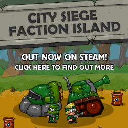 City Siege: Faction Island Out Now on Steam