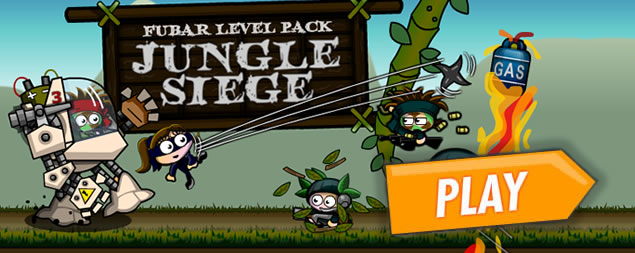 Jungle Siege Fubar Level Pack